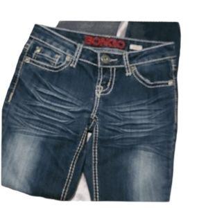 BONGO Stitch Designed Pockets Size 3